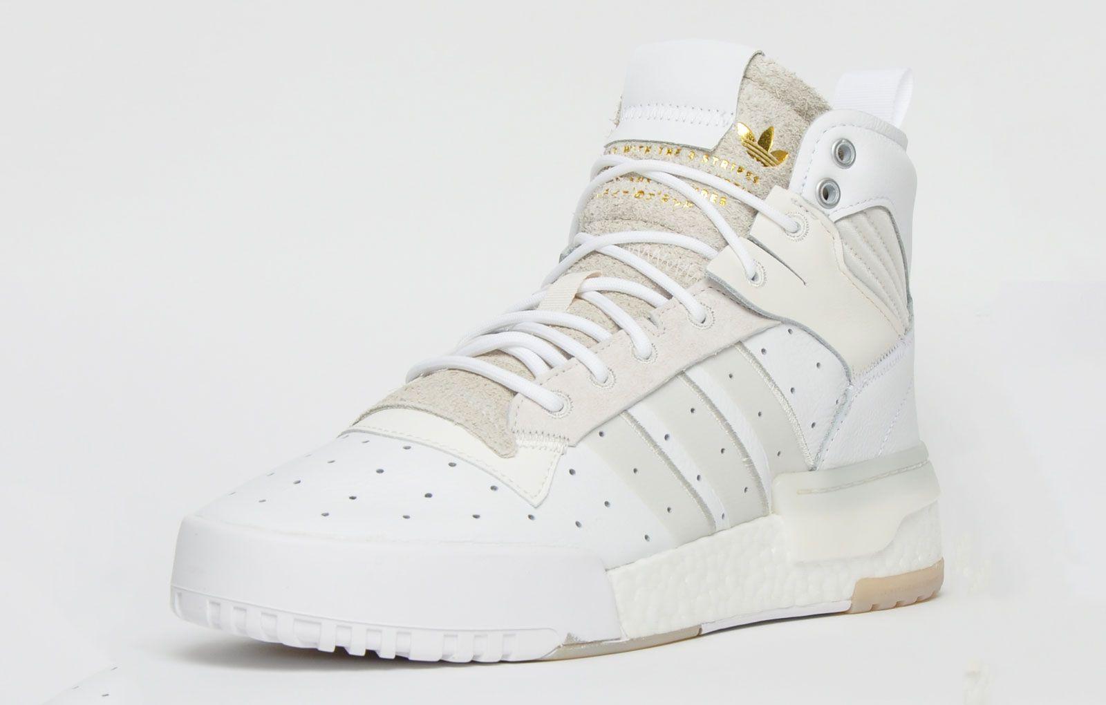 Adidas Originals Rivalry RM Boost Triple White PK Mens