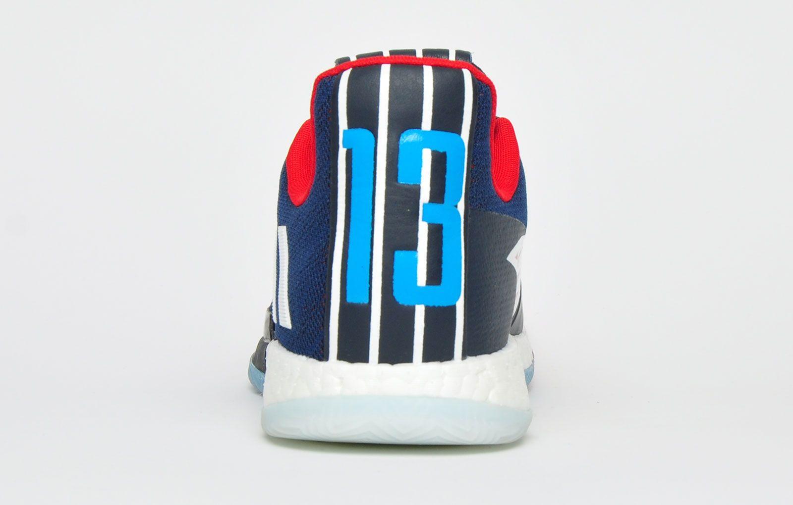 Adidas Harden Boost Vol 3 Retro Rockets Mens