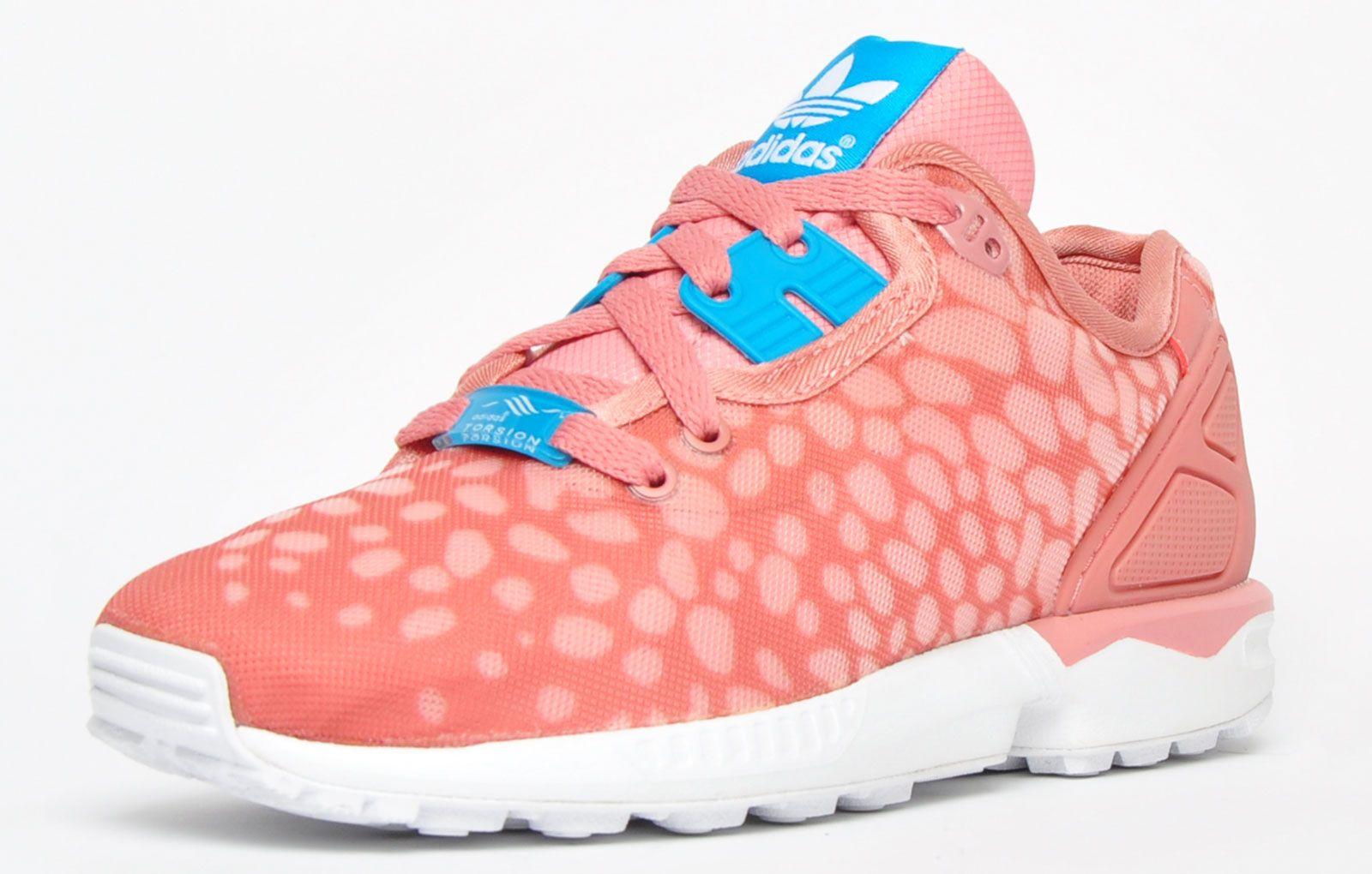 Adidas Originals ZX Flux Decon Womens Girls