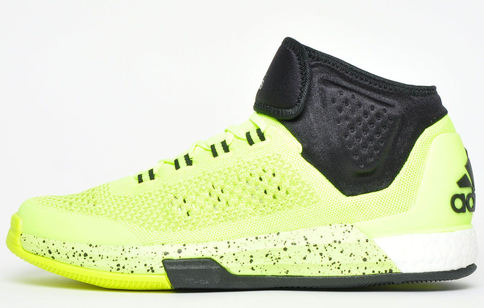 Adidas Crazylight Boost Primeknit Mens