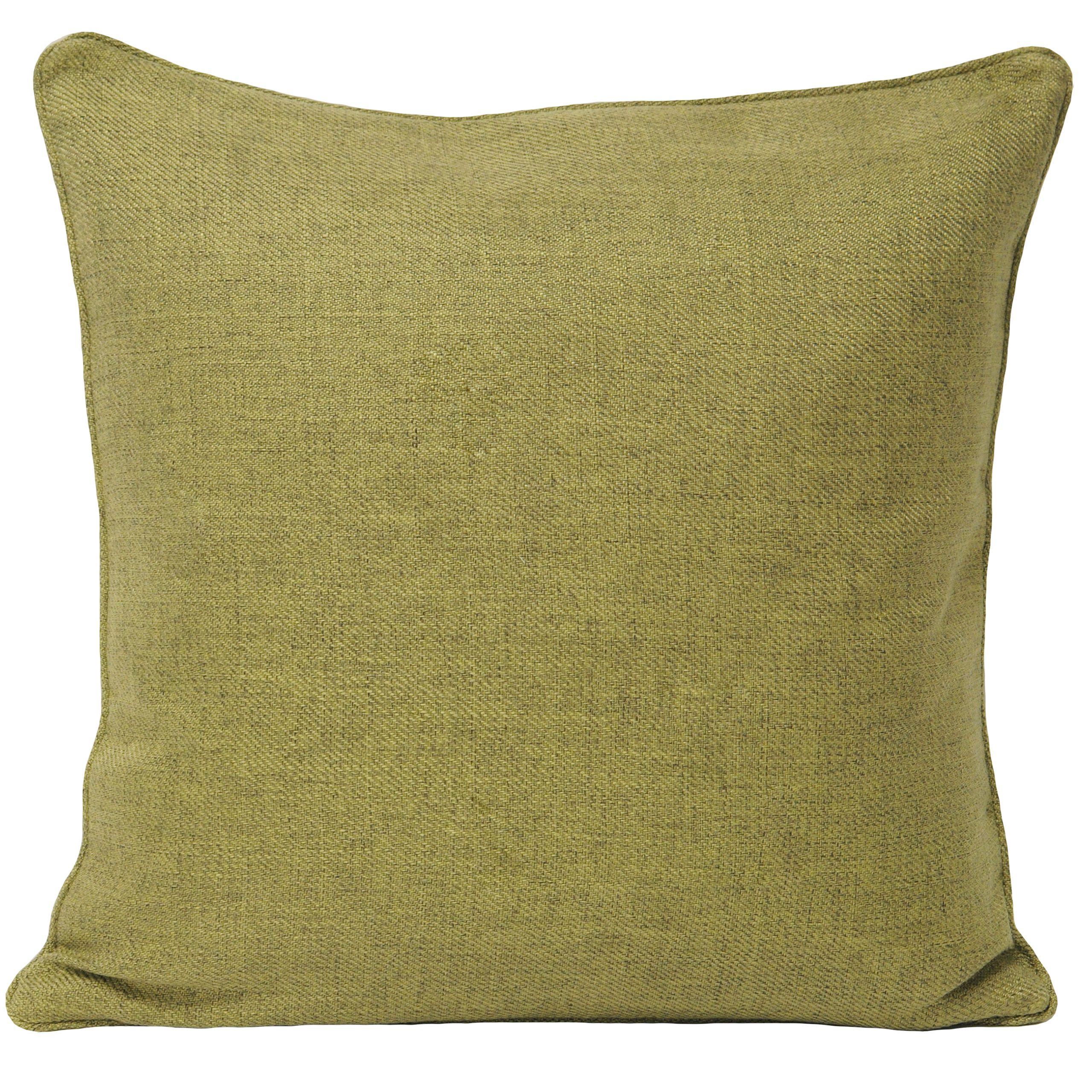 Atlantic 45X45 Poly Cushion Green