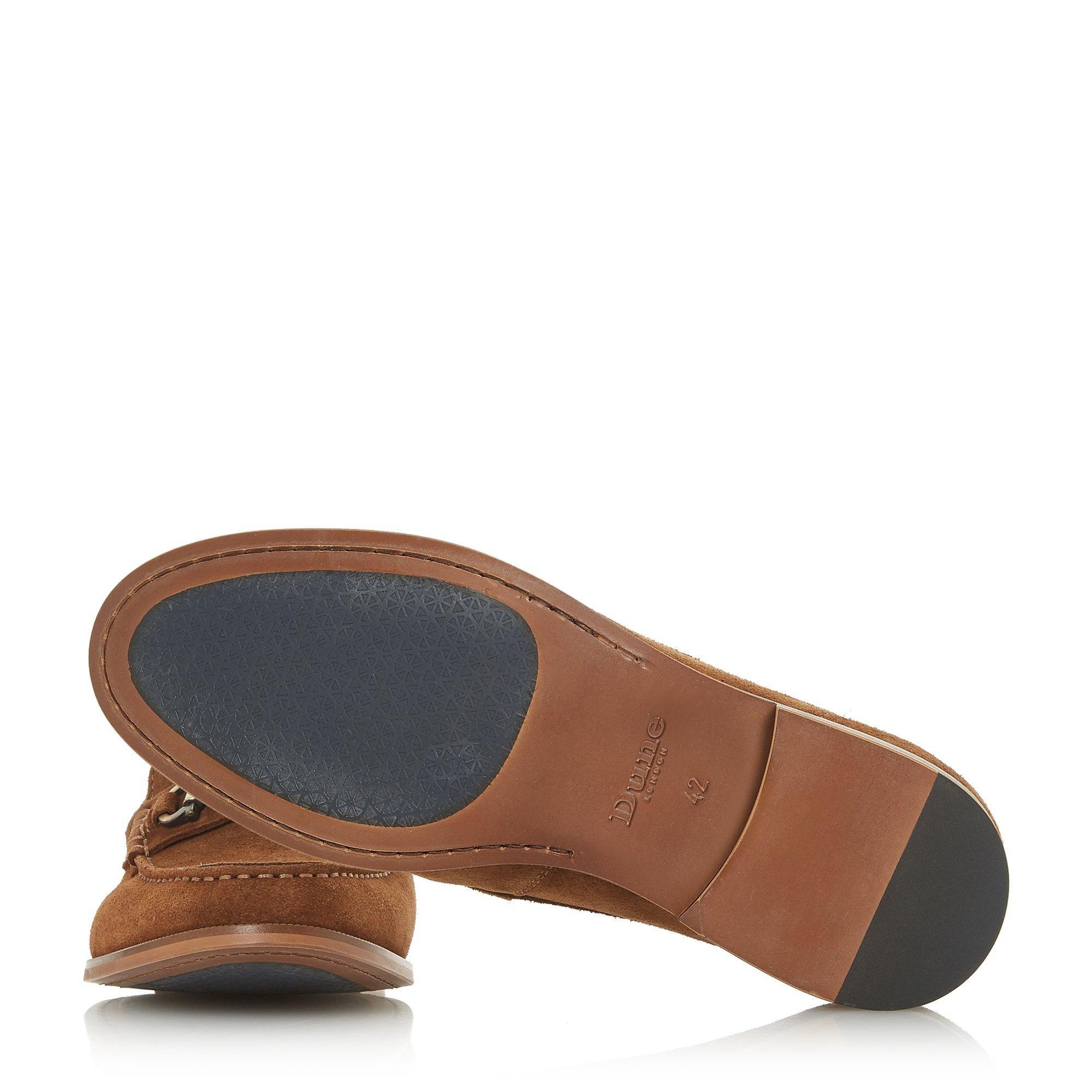 Dune Mens BARITONE Snaffle Detail Loafer