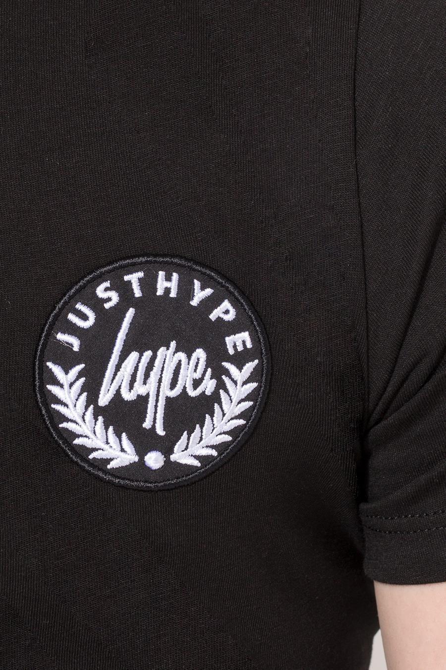 Black Crest Kids T-Shirt