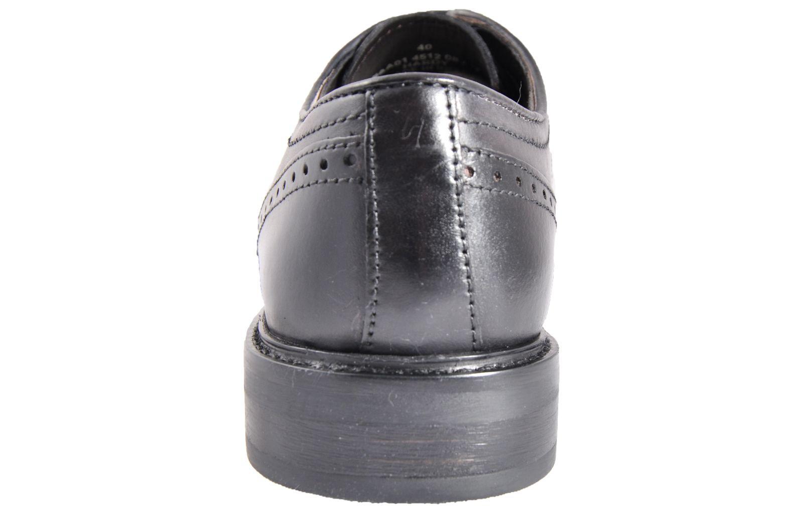 Base London Hardy Leather Mens
