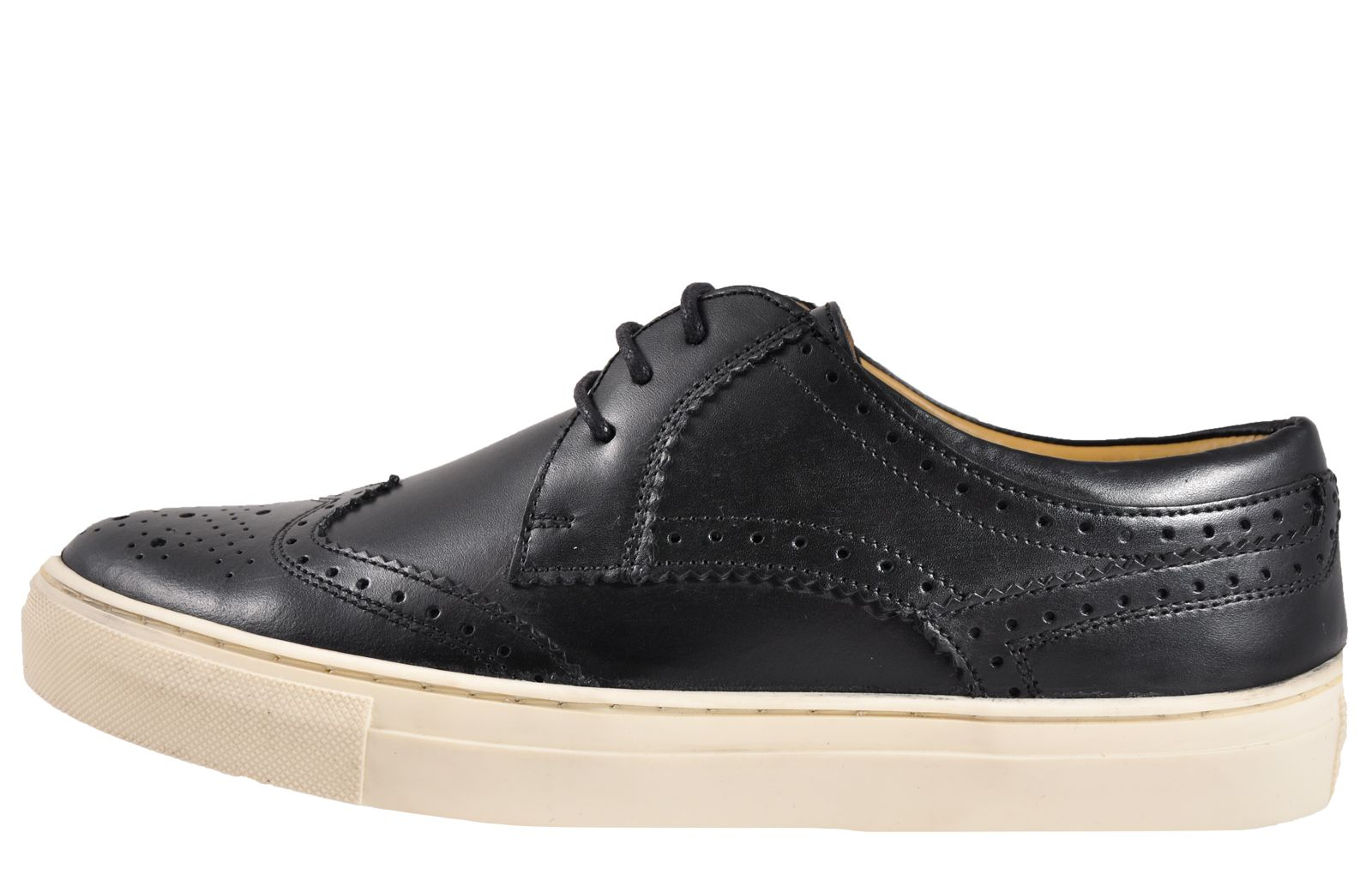 Base London Costello Leather Mens