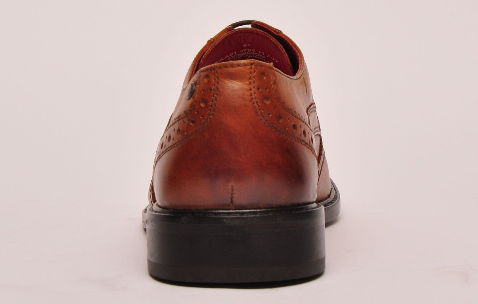 Base London Dominion Leather Mens