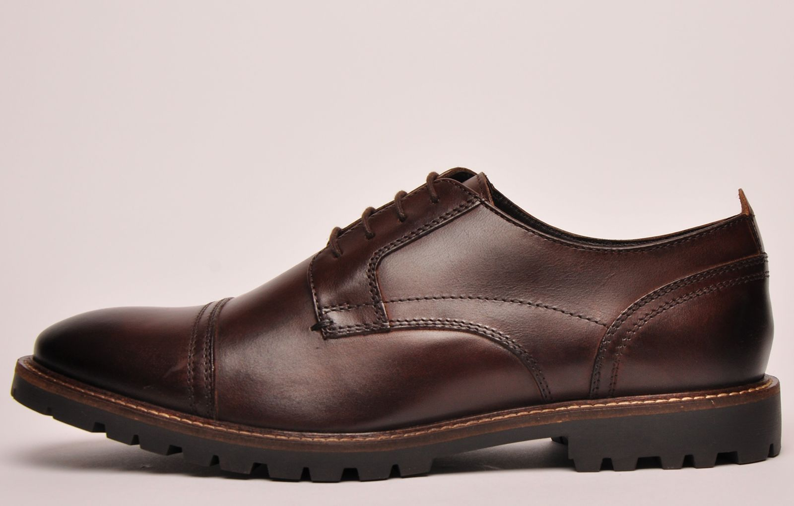 Base London Pike Leather Mens