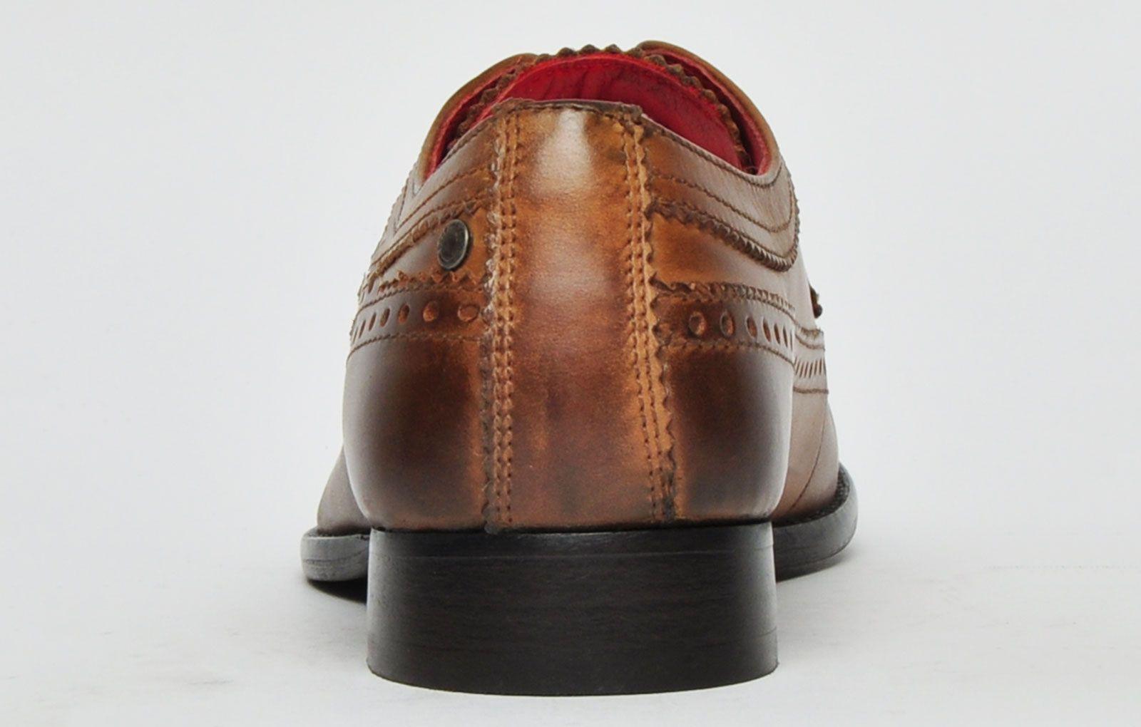 Base London Bailey Leather Mens