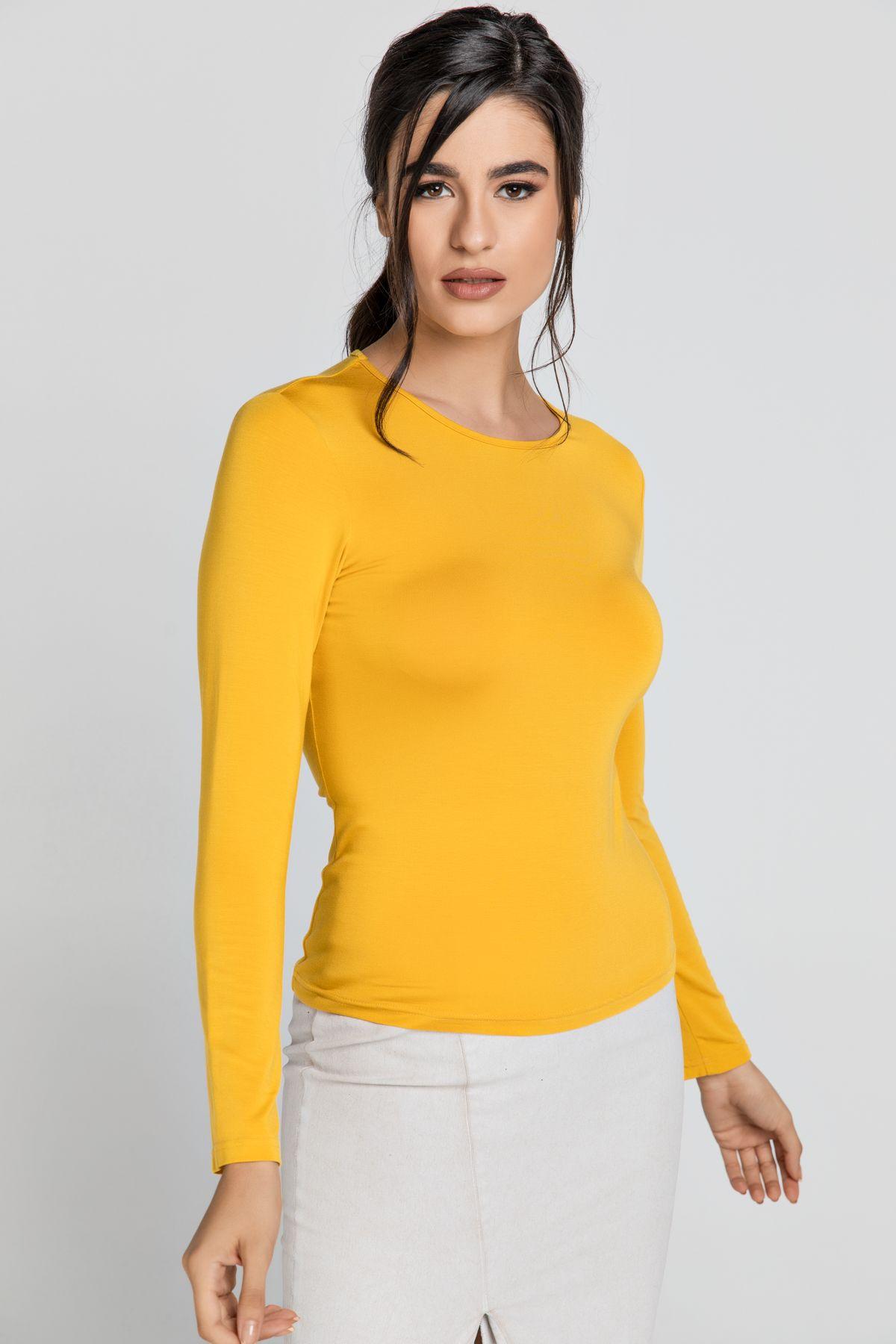 Ceylon Yellow Jersey Top