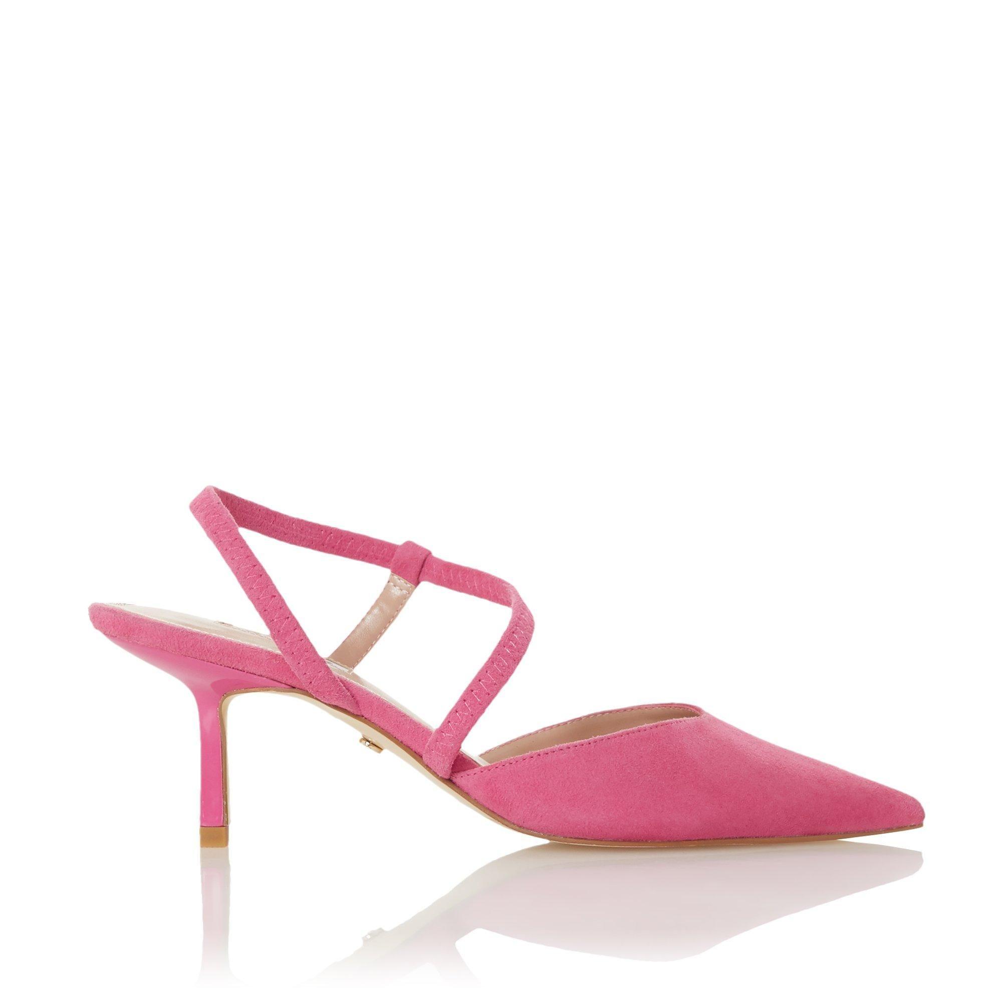 Dune Ladies COLOMBIA Asymmetric Court Shoes