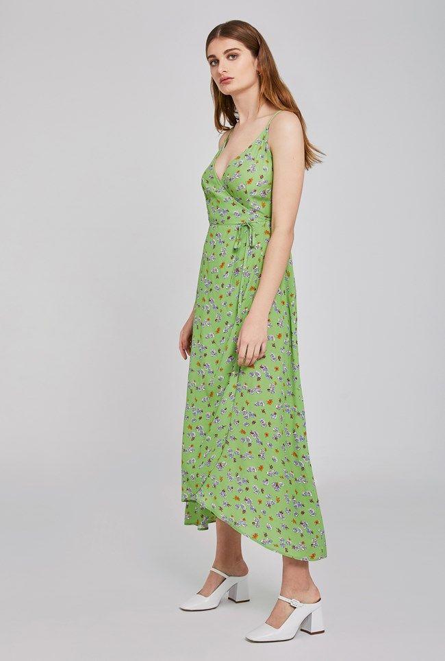 Bibi Floral Print Dress