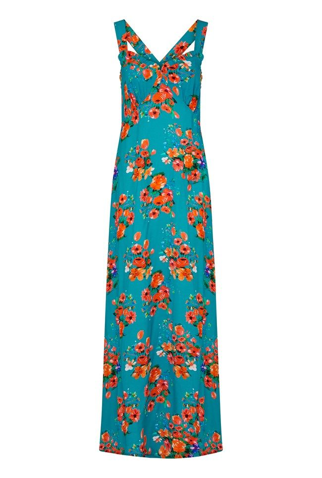 Ava Floral Print Dress