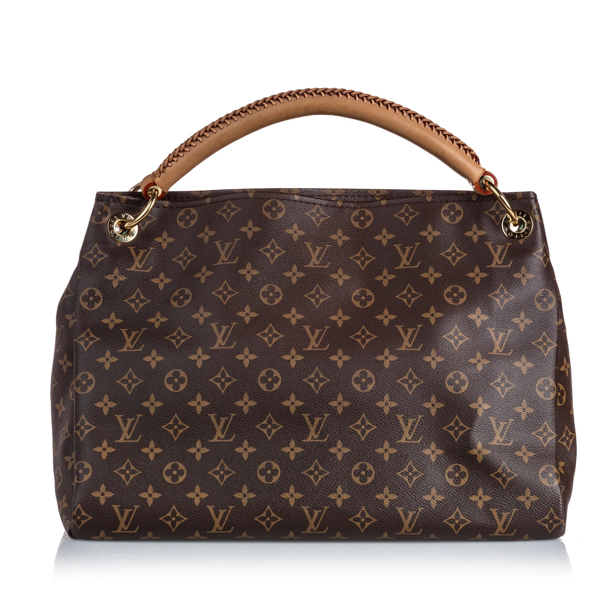 Vintage Louis Vuitton Monogram Artsy MM Brown