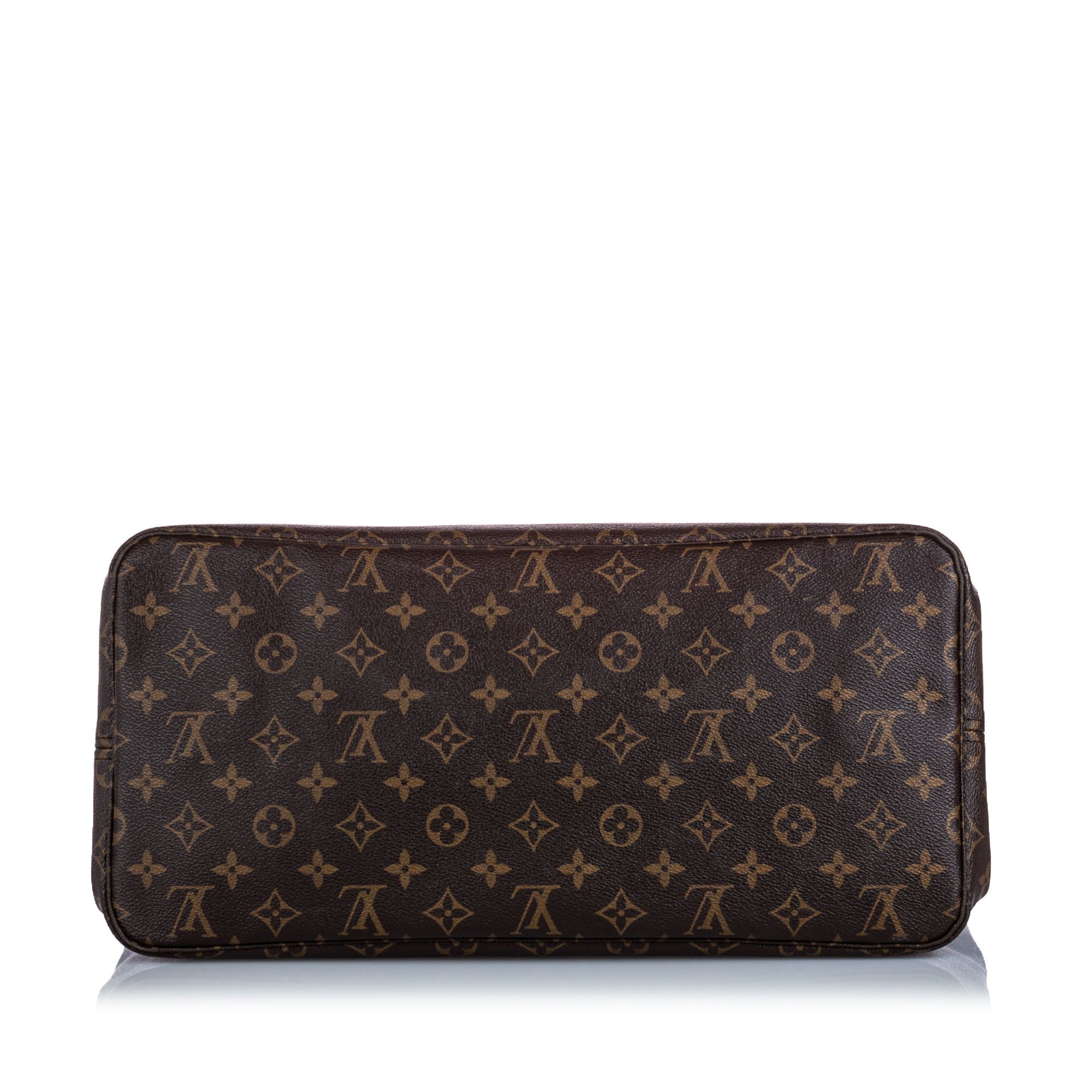 Vintage Louis Vuitton Monogram Neverfull GM Brown