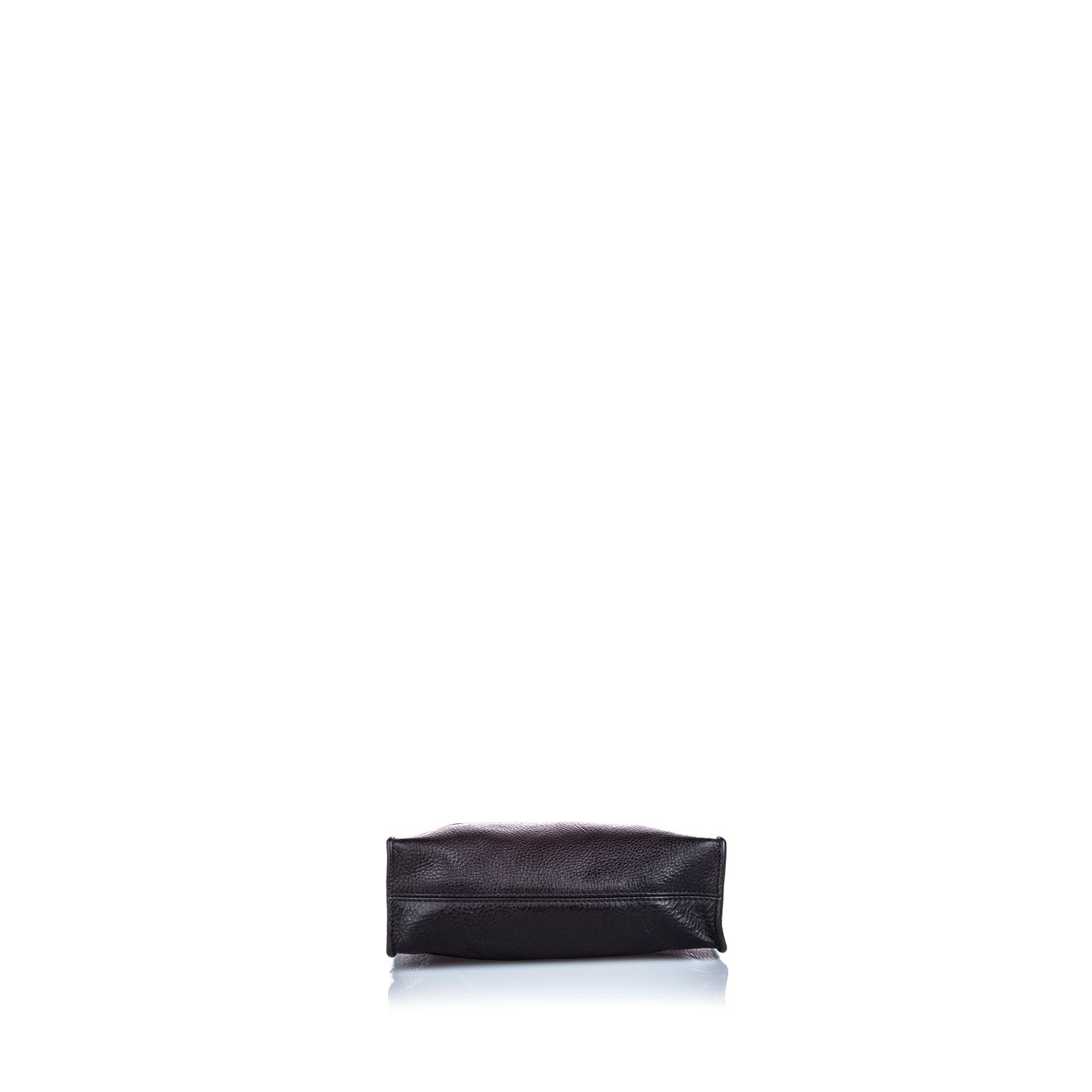 Vintage Mulberry Antony Messenger Bag Black