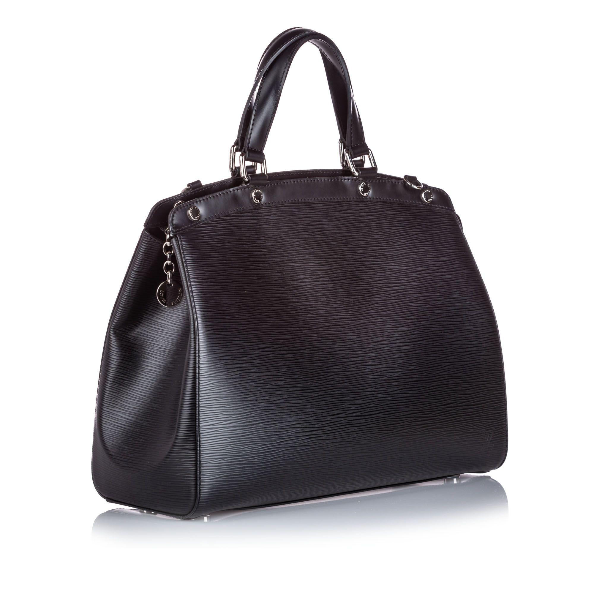 Vintage Louis Vuitton Epi Brea GM Brown