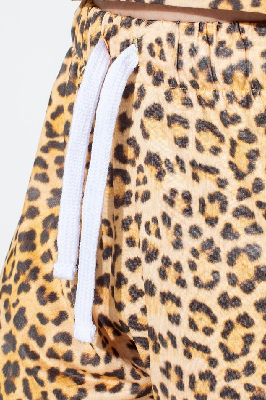 Hype Leopard Kids Runner Shorts
