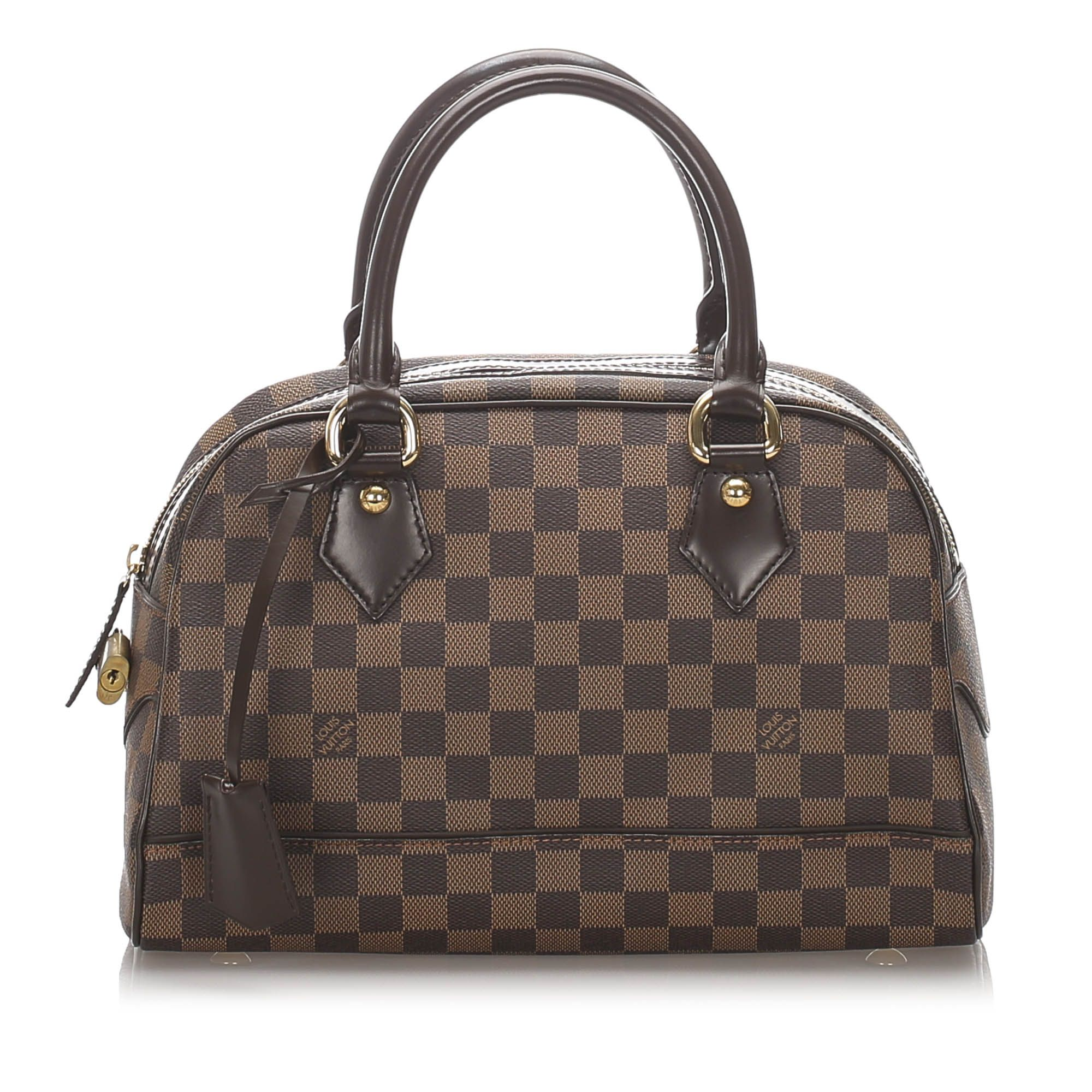 Vintage Louis Vuitton Damier Ebene Duomo Brown