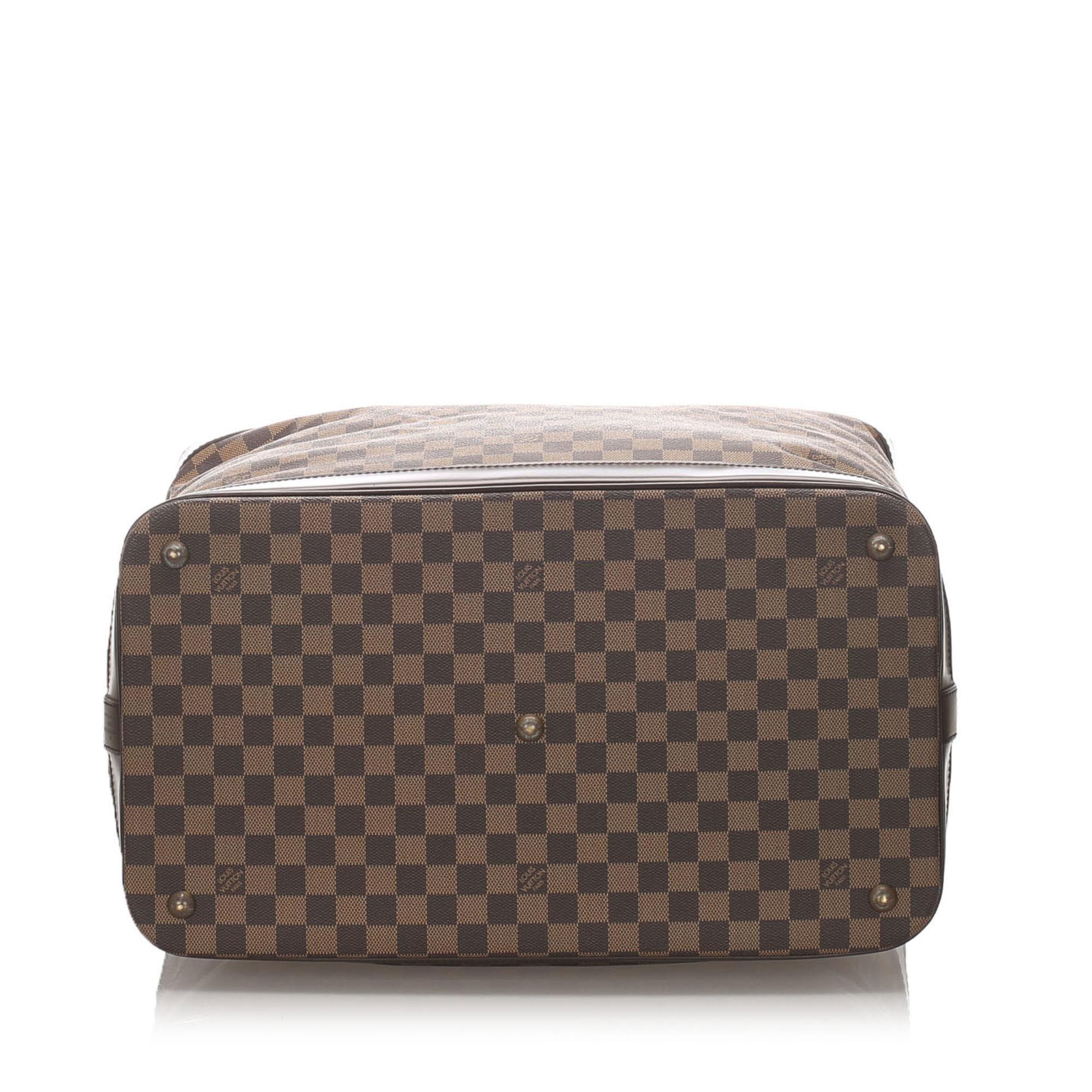 Vintage Louis Vuitton Damier Ebene Grimaud Brown