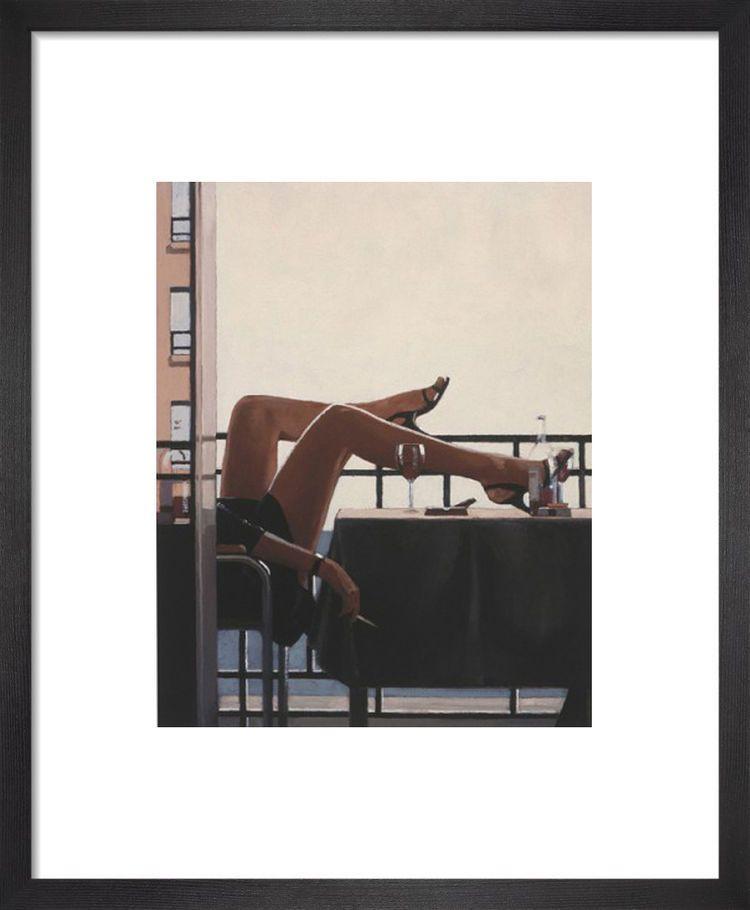 The Temptress by Jack Vettriano