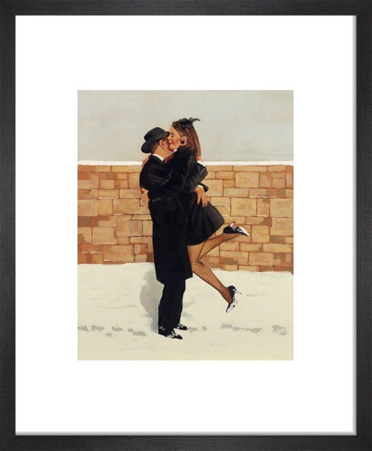 Love Story by Jack Vettriano