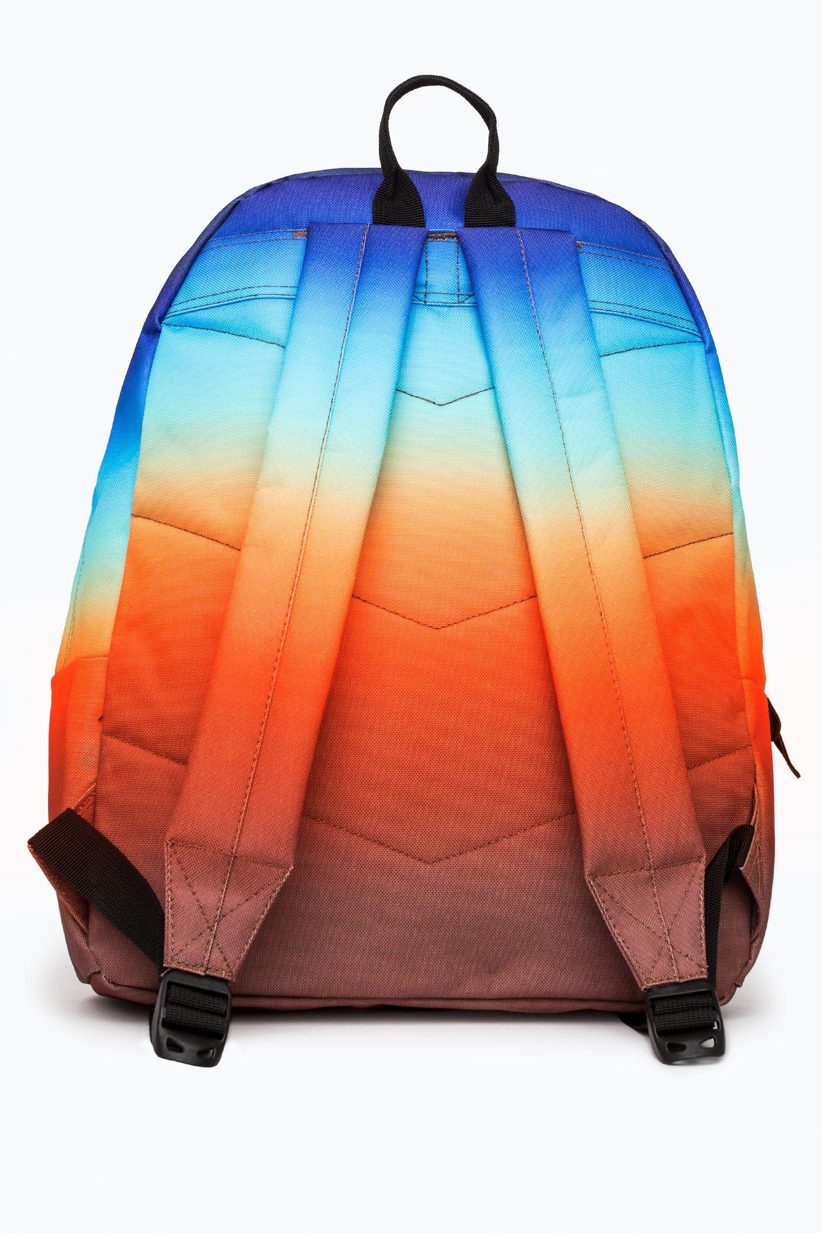 Hype Three Tone Fade Backpack