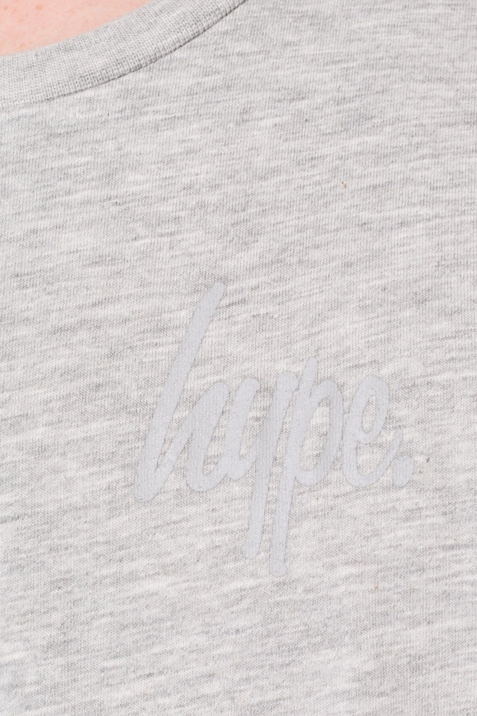 Hype Grey Staple Kids Multi Pack T-Shirts