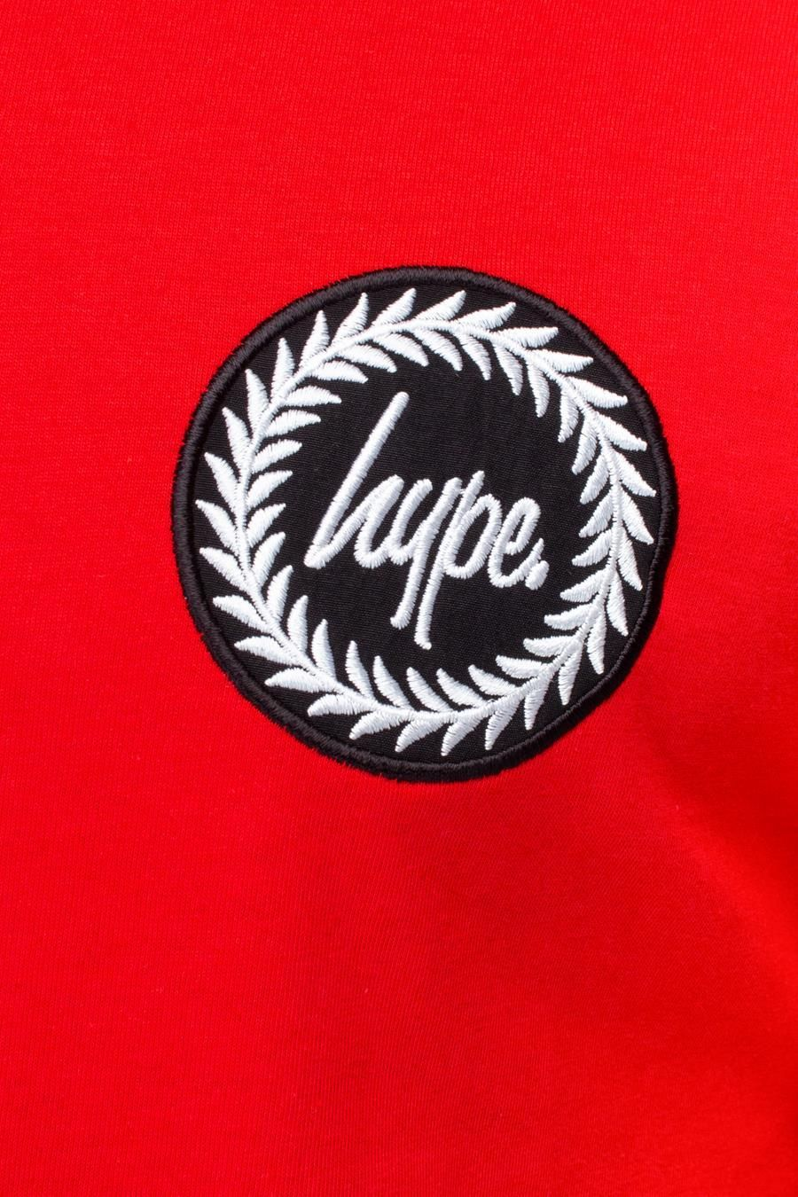 Hype Budweiser Logo Mens L/S T-Shirt