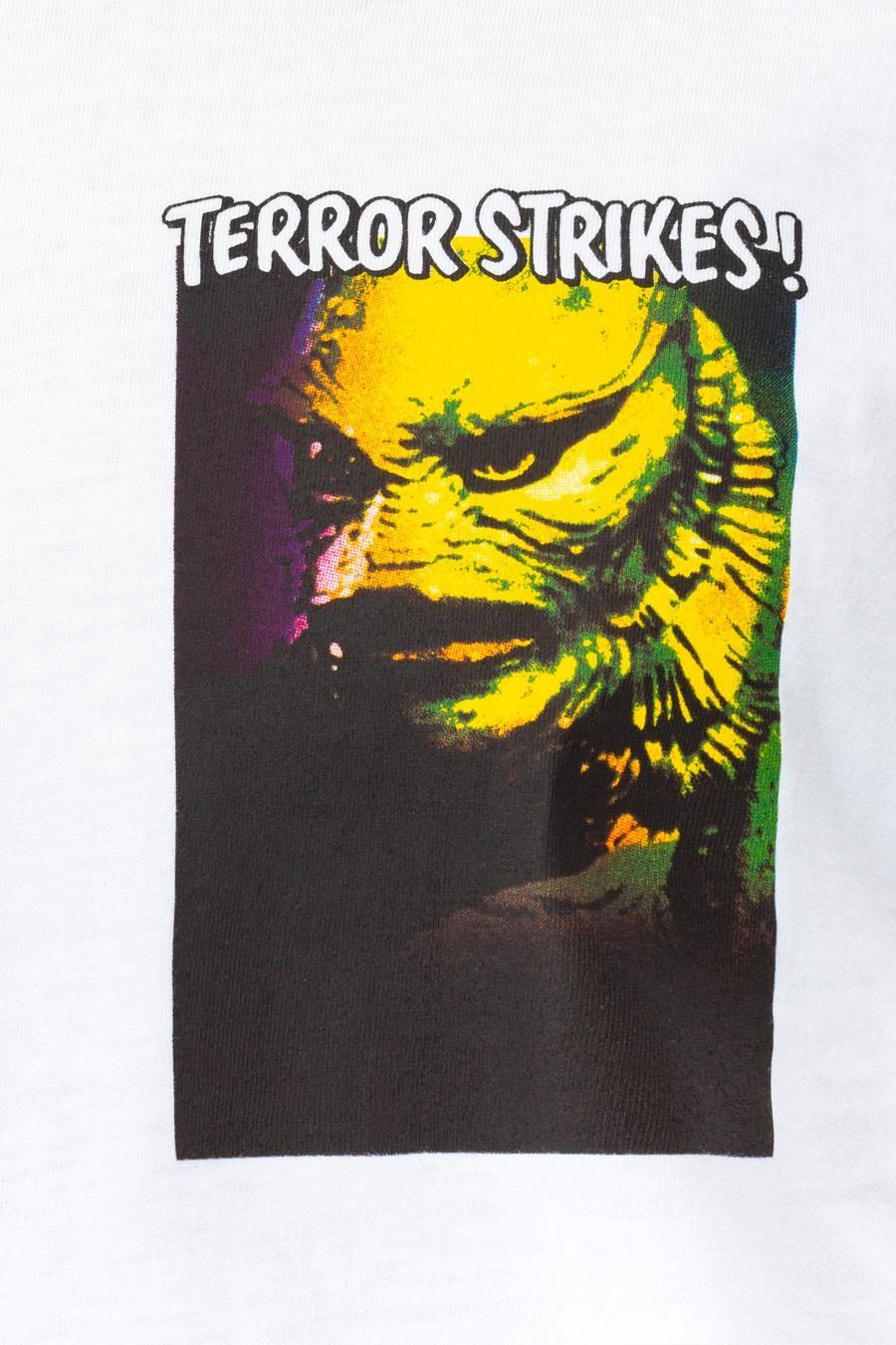 Hype Universal Monsters Lagoon Creature Mens L/S T-Shirt