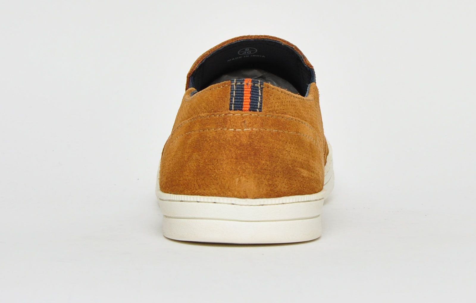 Ikon Classic Manor Suede Leather Mens