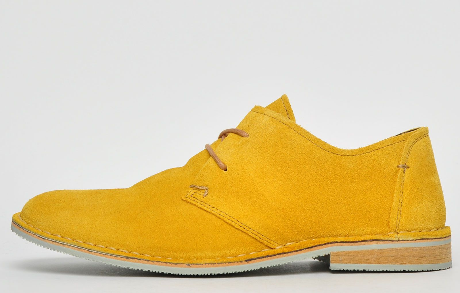Ikon Classic Franklin Suede Leather Mens