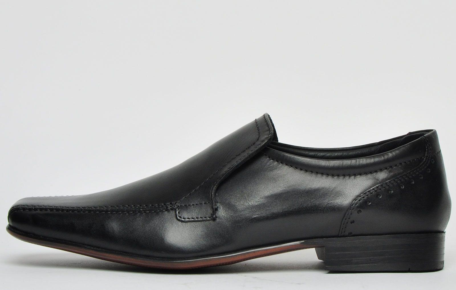Ikon Classic Saxon Leather Mens