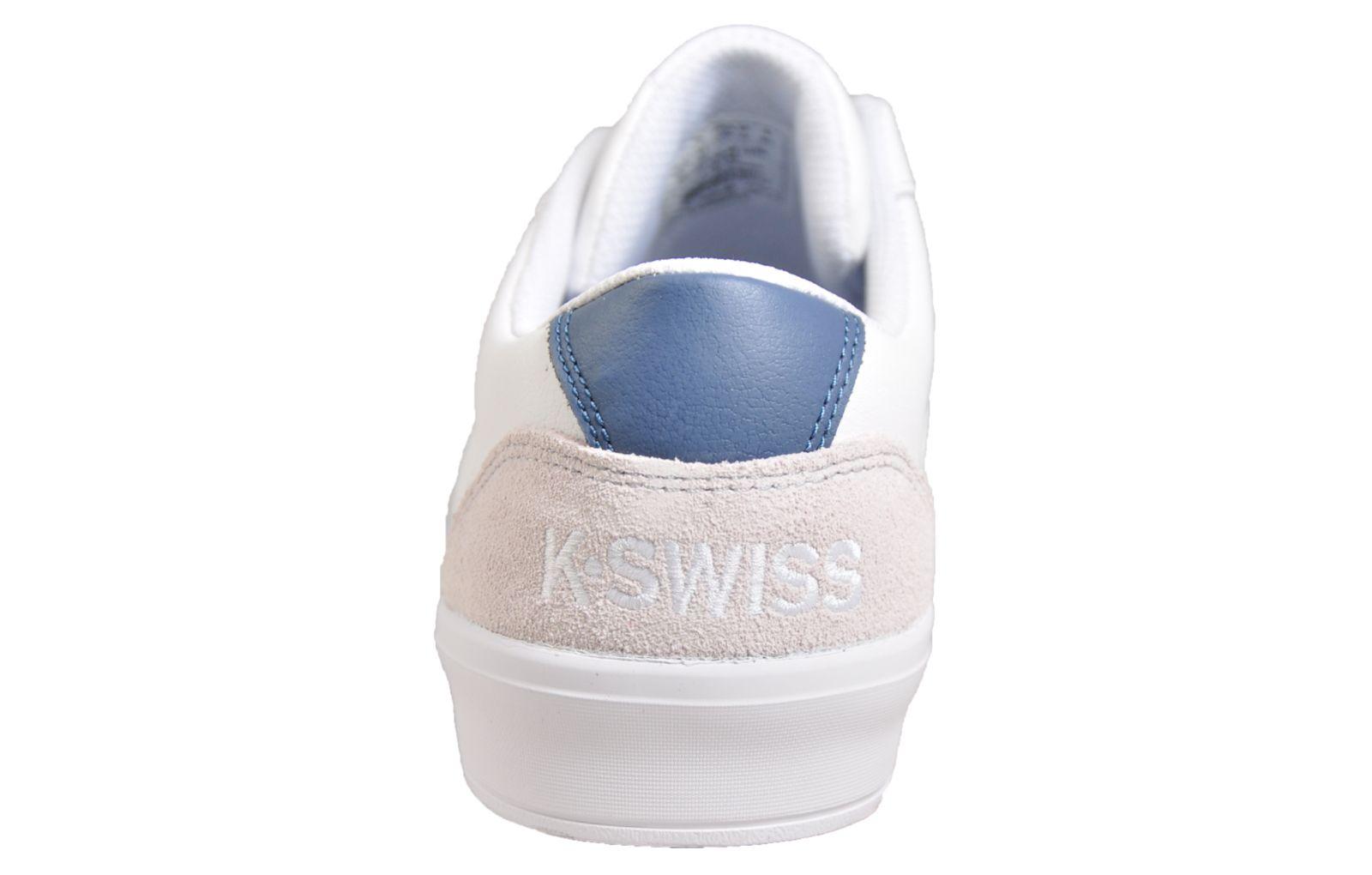 K Swiss Addison Leather Mens