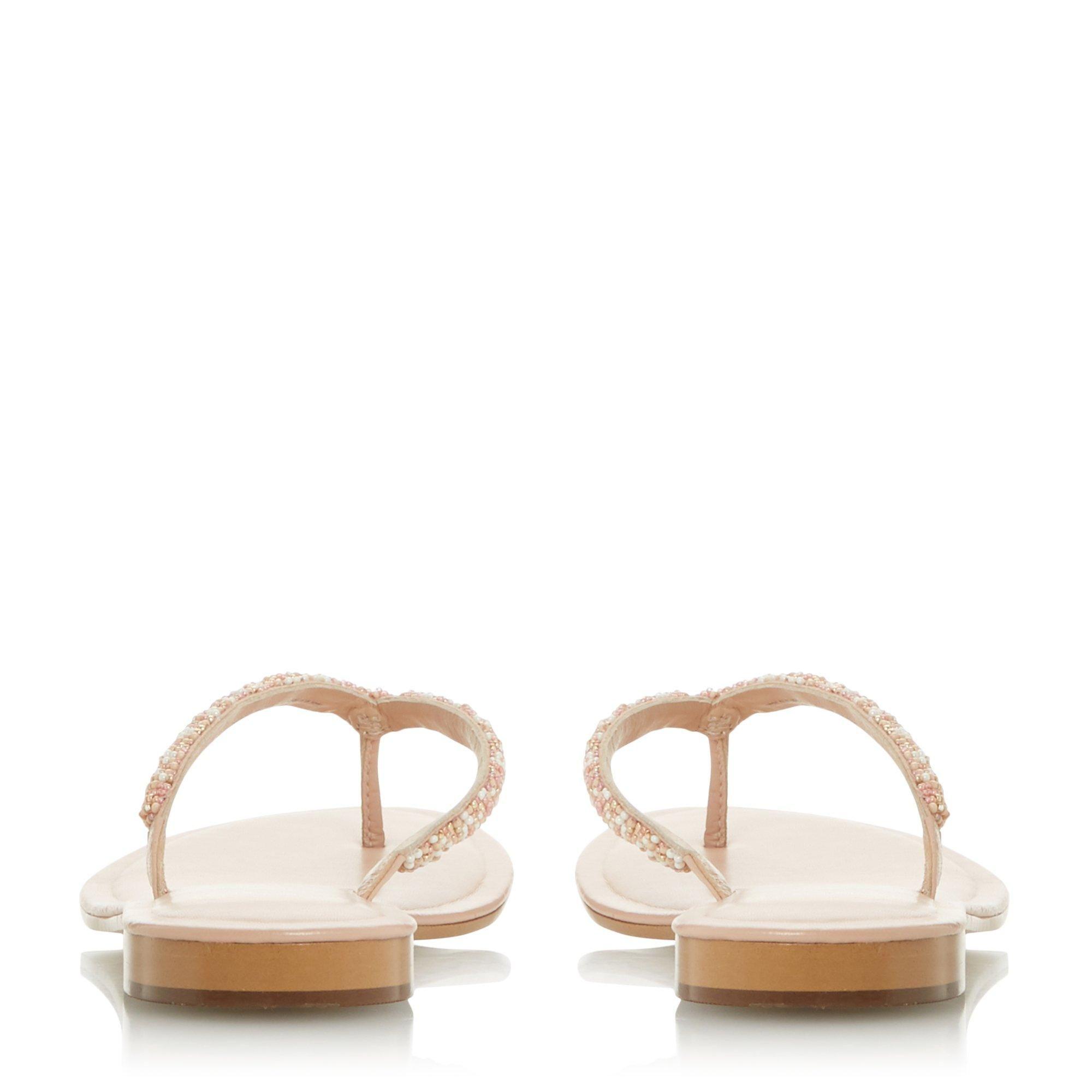 Dune Ladies LIZZEY Toe Post Sandal