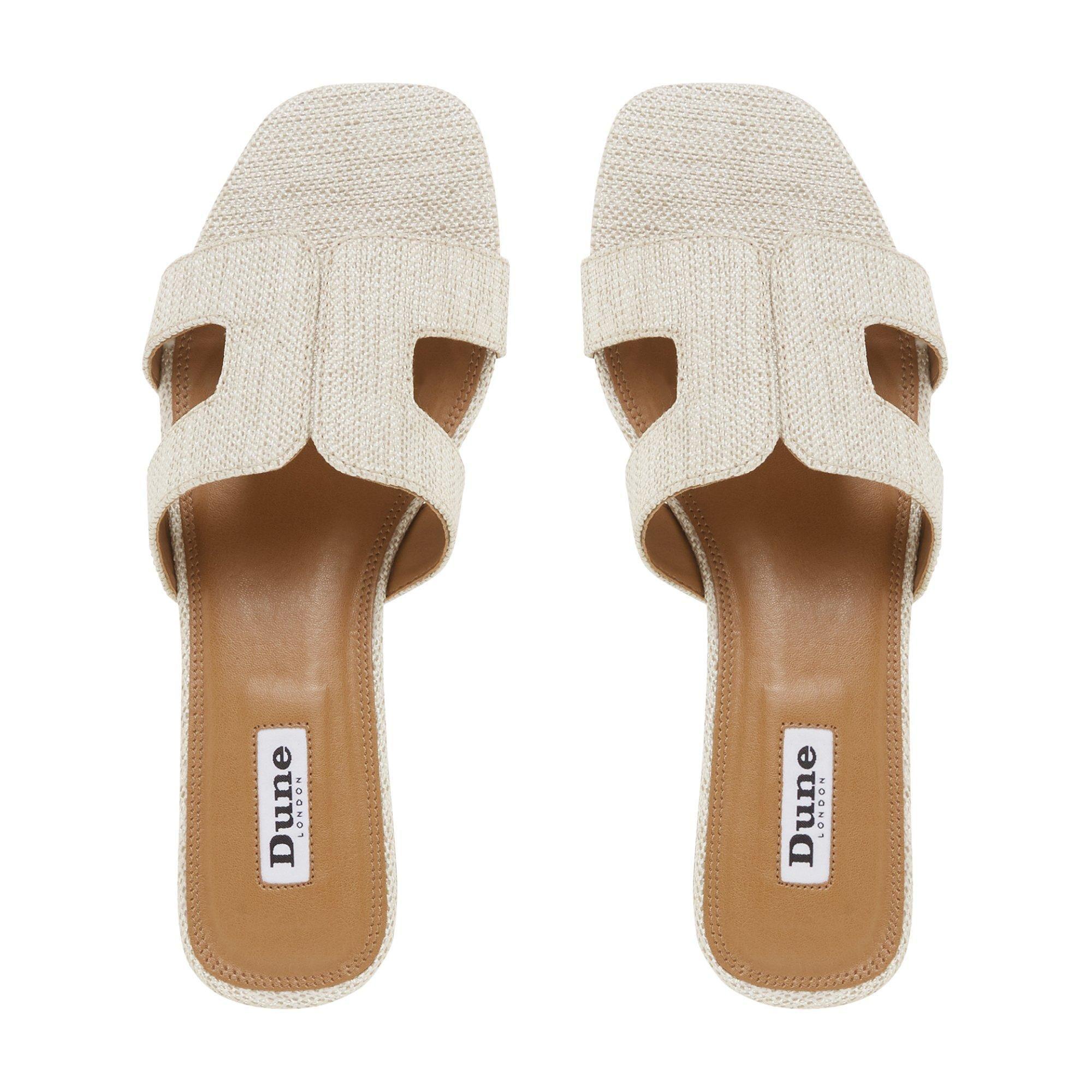 Dune Ladies LOUPE Smart Slider Sandal