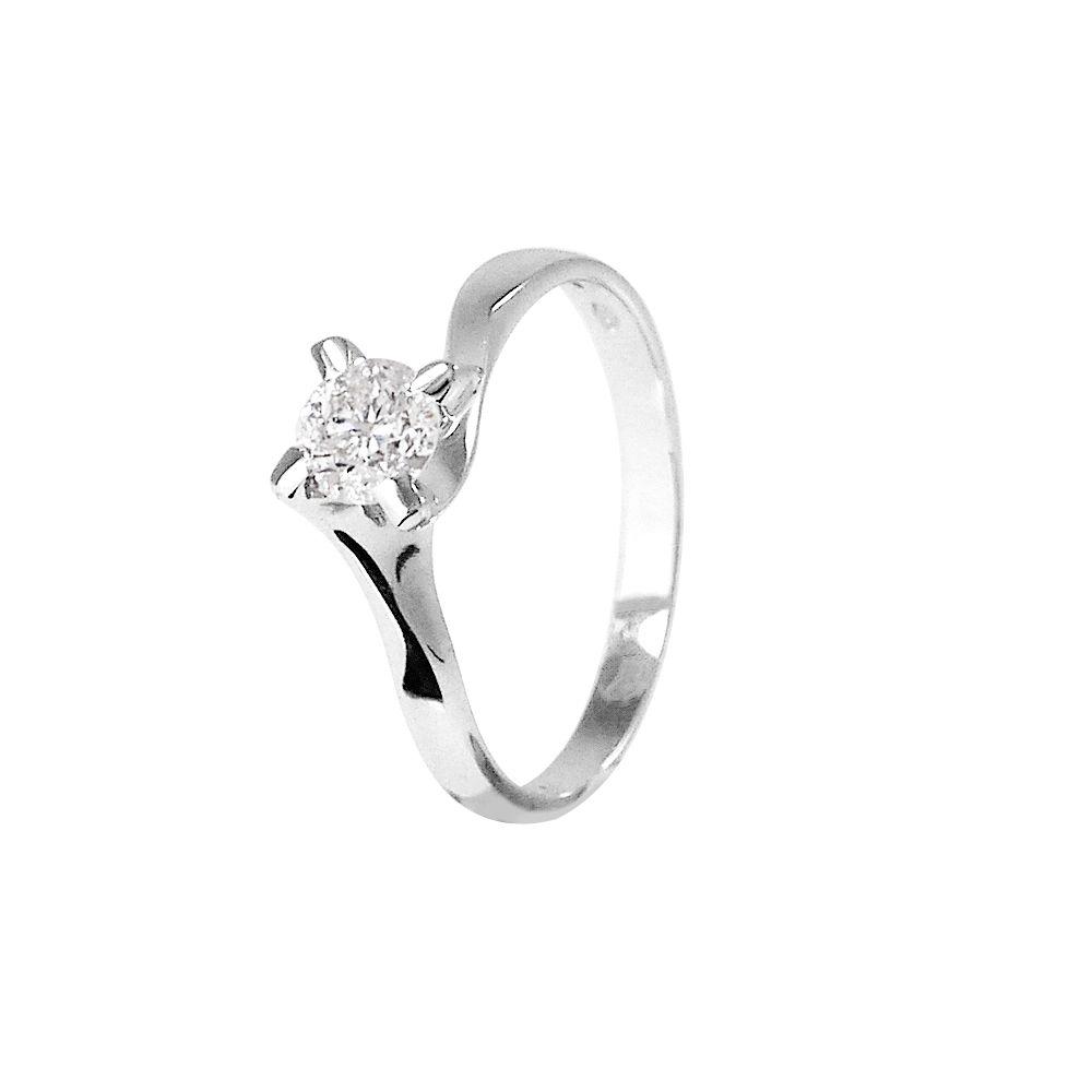DIADEMA - Ring - Diamond - White Gold