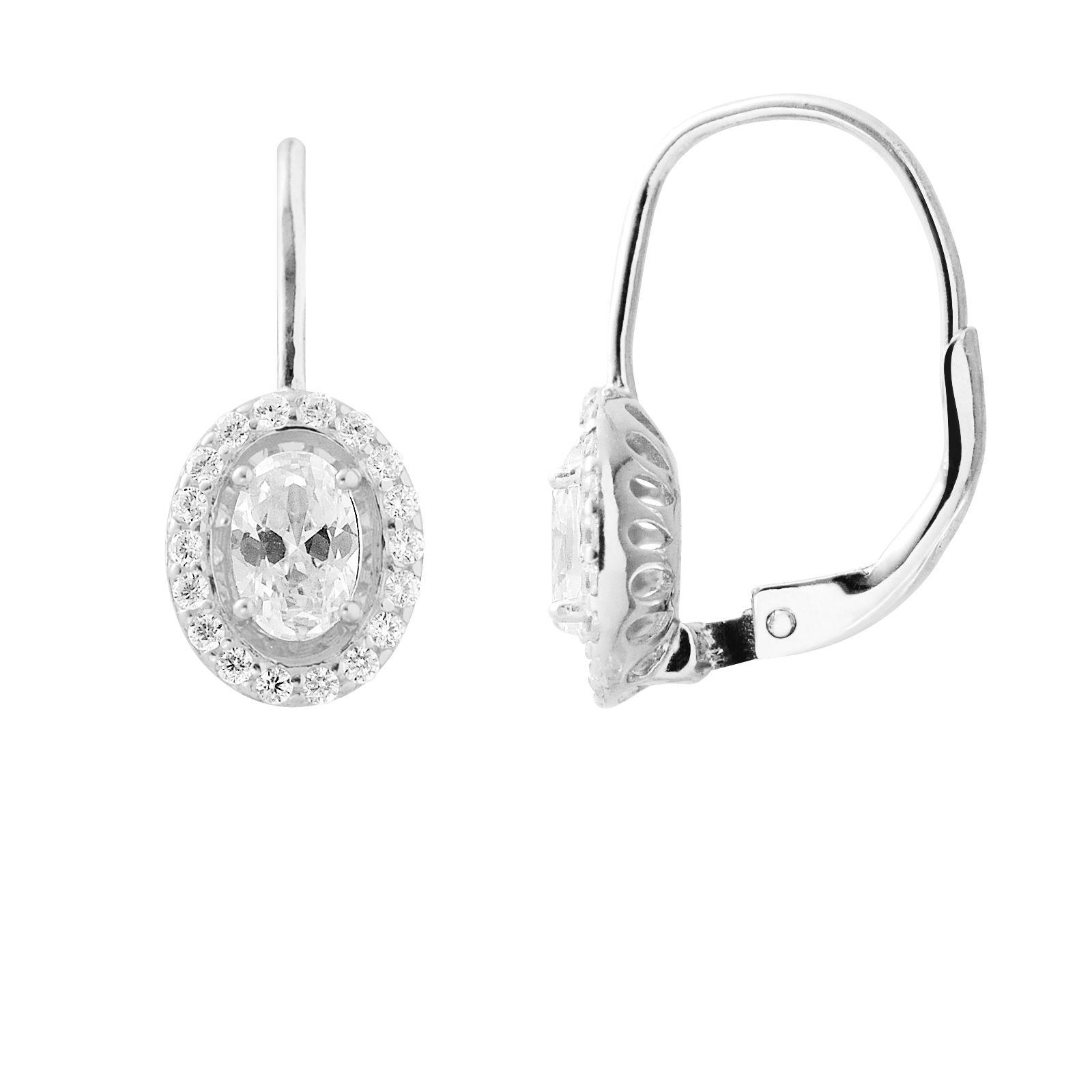 DIADEMA - Earrings - High Jewelery - Crystal Love Jewelry Collection