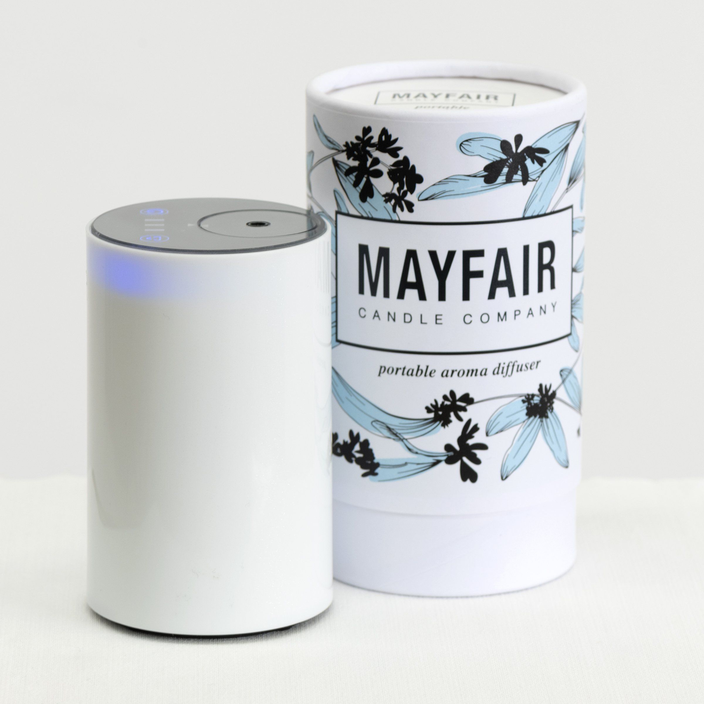 Mayfair Candle Company Portable And Rechargeable Aroma Diffuser