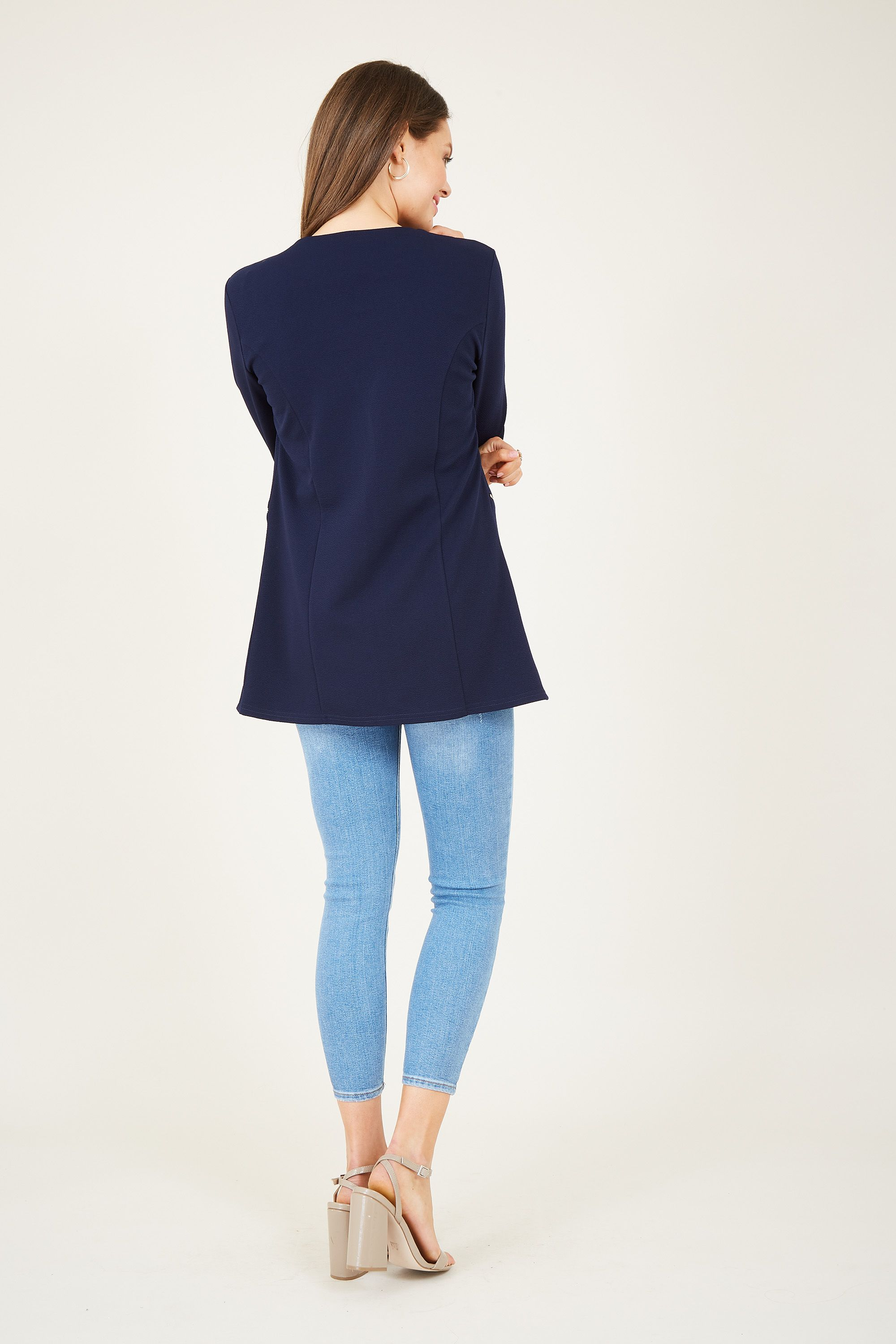 Two Zip Cover Up