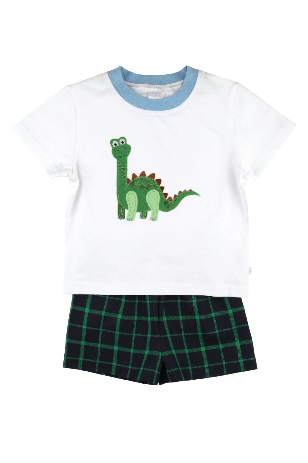 Cute Dinosaur boys summer pyjamas