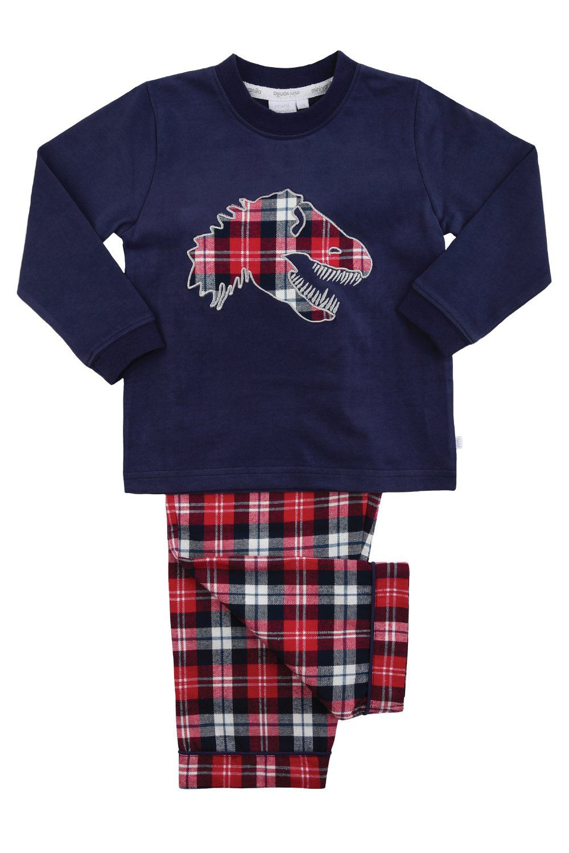 Boys Dinosaur Pyjamas