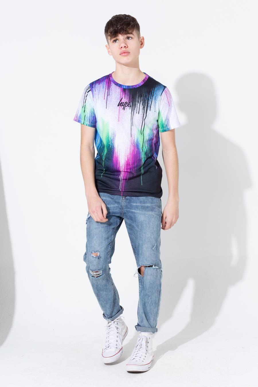 Hype Iris Drips Kids T-Shirt