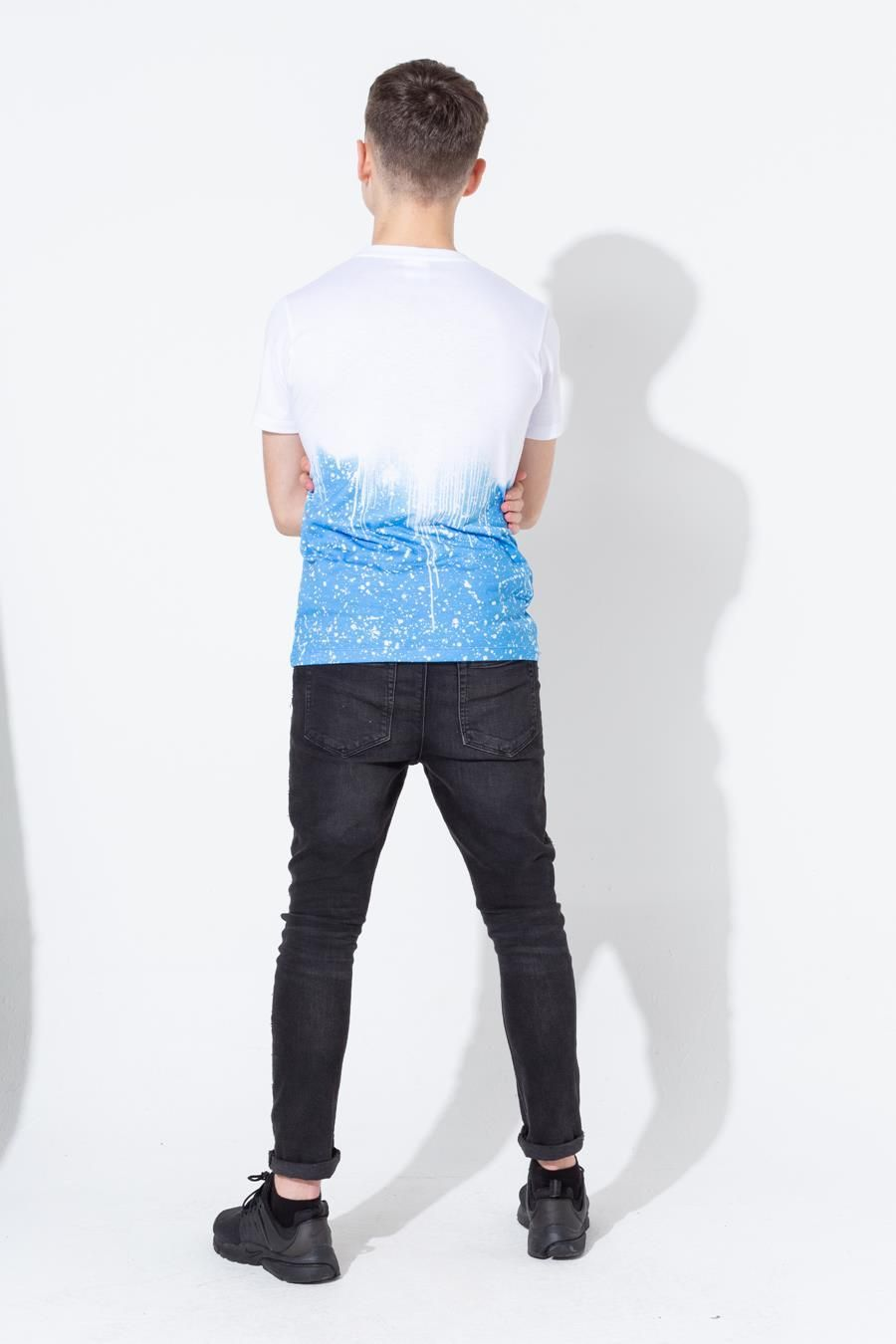 Hype Snowdrift Drips Kids T-Shirt