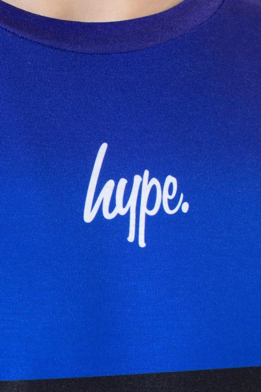 Hype Drip Panel Kids T-Shirt