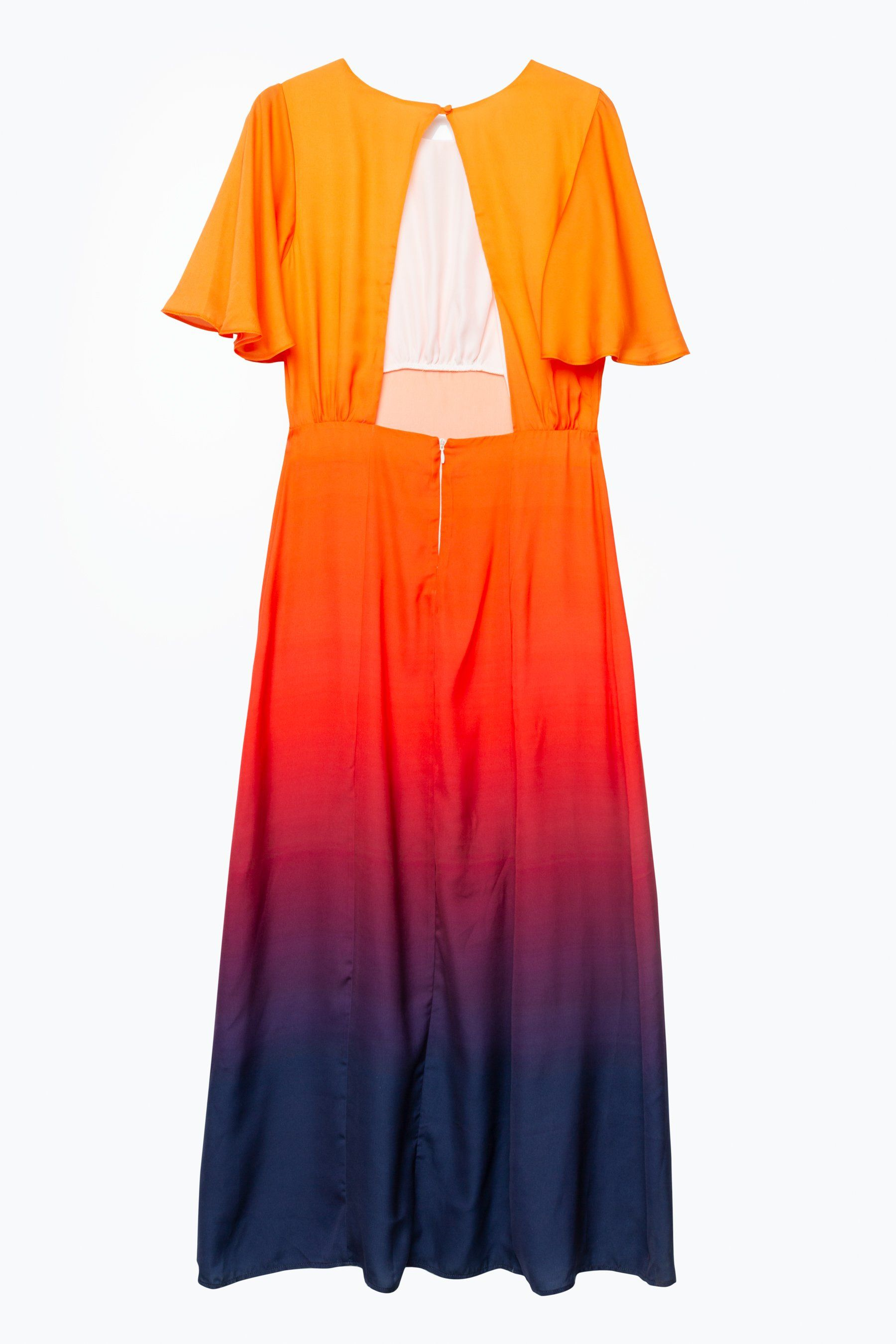Hype Fading Colours Womens Tea Dress