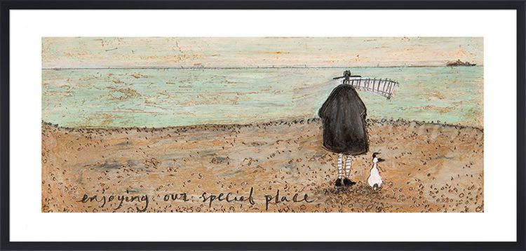 Enjoying our Special Place by Sam Toft