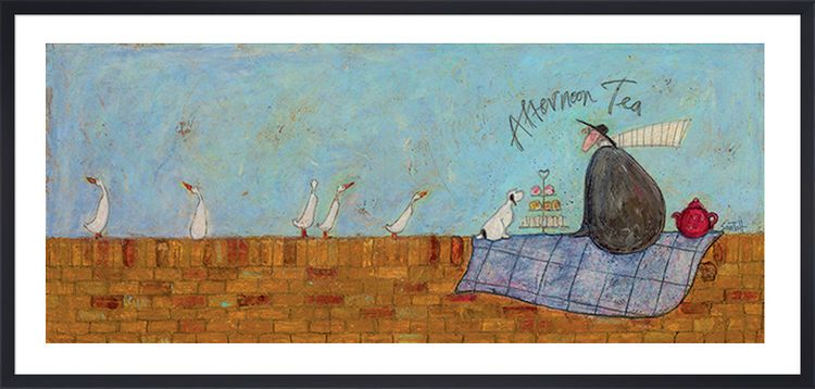 Afternoon Tea by Sam Toft