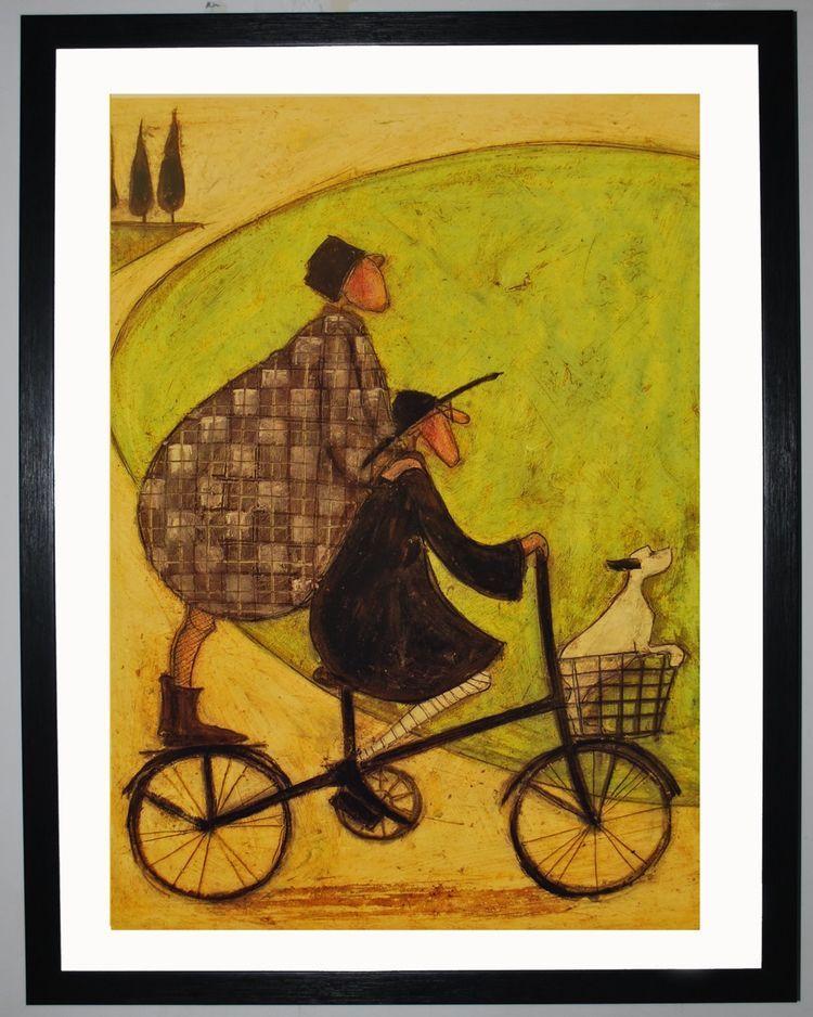 Double Decker Bike by Sam Toft