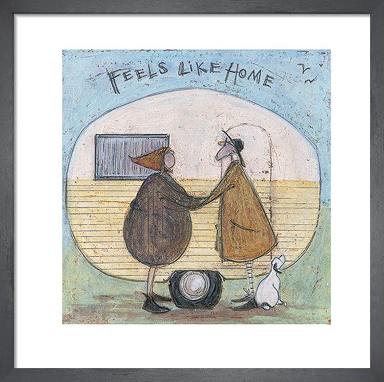 Feels Like Home by Sam Toft
