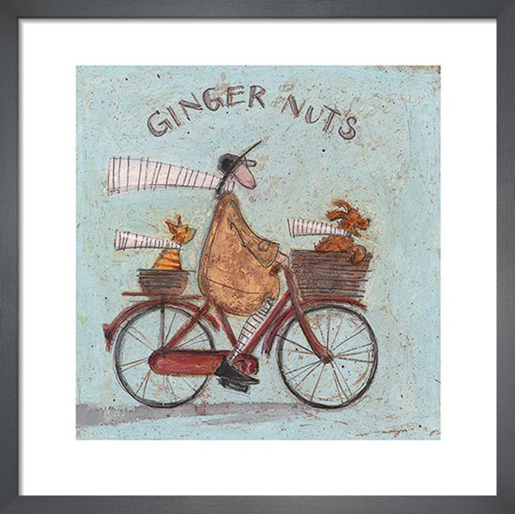 Ginger Nuts by Sam Toft